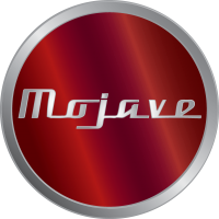 Mojave Logo Red